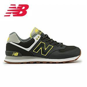 ニューバランス new balance  スニーカー ML574 EXB DARK GREEN ダークグリーン / メンズ 靴 日本正規品|snb-shop