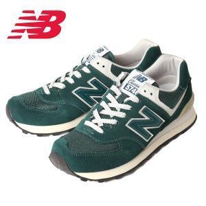 ニューバランス new balance  ML574 FBF GREEN グリーン /日本正規品|snb-shop