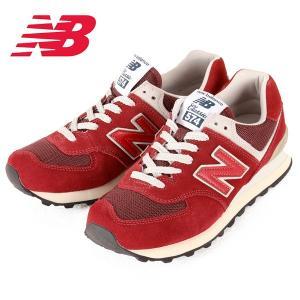 ニューバランス new balance  ML574 FBR BURGANDY バーガンディ  /日本正規品|snb-shop