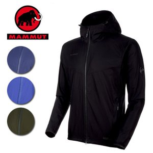 MAMMUT マムート GRANITE SO Hooded Jacket AF Men 1011-00321 【ジャケット/フーディ/ジップ/アウトドア/撥水性】|snb-shop