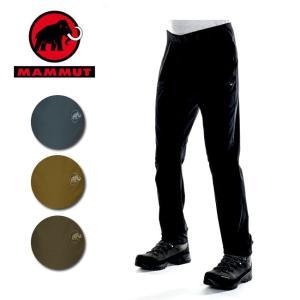 MAMMUT マムート AEGILITY Slim Pants Men 1022-00270 【パンツ/ロングパンツ/軽量/耐久撥水性/ストレッチ性】|snb-shop