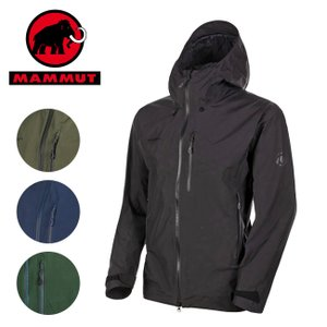 MAMMUT マムート Ayako Pro HS Hooded Jacket AF Men アヤコプ...