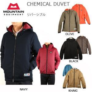 MOUNTAIN EQUIPMENT/マウンテンイクイップメント リバーシブルジャケット CHEMICAL DUVET ケミカルデュベ  KHAKI/OLIVE/BLACK/NAVY/425105