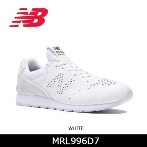 ニューバランス new balance スニーカー MRL996D7 WHITE  メンズ レディース 日本正規品  【靴】|snb-shop