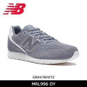 ニューバランス new balance MRL996DY GRAY/WHITE 日本正規品 【靴】メンズ レディース スニーカー|snb-shop