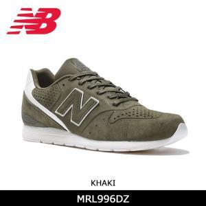 ニューバランス new balance MRL996DZ KHAKI 日本正規品 【靴】メンズ レディース スニーカー|snb-shop