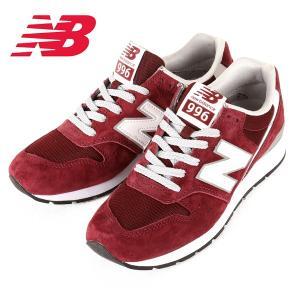 ニューバランス new balance  MRL996 KD RED レッド /日本正規品|snb-shop