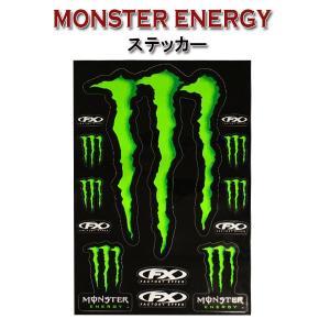 MONSTER ENERGY/モンスターエナジー ステッカー 1シート A TYPE 50cm×35cm スノーボード ステッカー|snb-shop