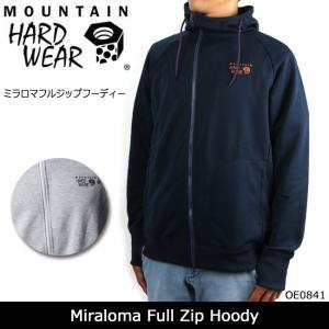 MOUNTAIN HARDWEAR / マウンテンハードウェア ミラロマフルジップフーディー Miraloma Full Zip Hoody OE0841 メンズ|snb-shop
