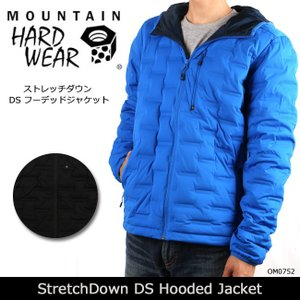 MOUNTAIN HARDWEAR / マウンテンハードウェア  ストレッチダウン DS フーデッドジャケット StretchDown DS Hooded Jacket OM0752 【服】ファッション|snb-shop