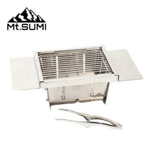 Mt.SUMI マウントスミ パーフェクトグリル ミニ MTSOA1909PG-MINI 【焚火台/...