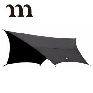 MURACO ムラコ HEXA ULTRA BLACK TP005 【アウトドア/キャンプ/タ―プ】|snb-shop