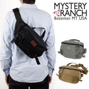 ミステリーランチ MysteryRanch バッグ NEW HIP MONKEY ヒップモンキー 8.2L 正規品 ボディーバッグ ウエストバッグ myrnh-075|snb-shop