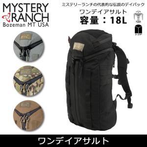 【日本正規品】ミステリーランチ MysteryRanch バックパック 1DAY ASSAULT 1デイアサルト 19761001 myrnh-137 snb-shop