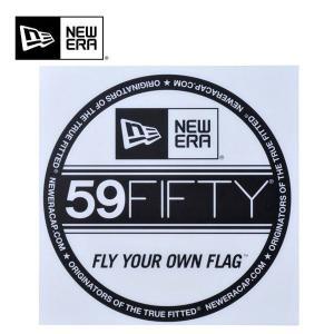 【メール便・代引不可】NEWERA ニューエラ ステッカー Die-cut Visor Sticker Large/ BLK/ N0005939|snb-shop