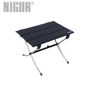 NIGOR ニゴア Table S テーブル N2000003-TABLES 【アウトドア/キャンプ/机/折りたたみ】|snb-shop