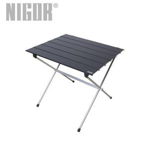 NIGOR ニゴア Table L テーブル N2000005-TABLEL 【アウトドア/キャンプ/机/折りたたみ】|snb-shop