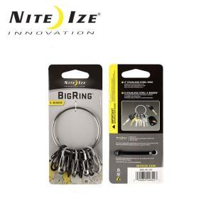 ナイトアイズ NITE-IZE キーホルダービッグリング/BRG-M1-R3//日本正規品 【メール便・代引不可】|snb-shop
