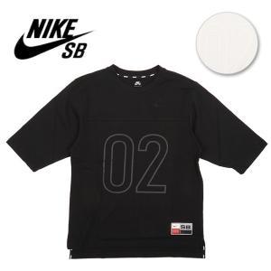 NIKE SB ナイキスケートボーディング ナイキ SB DF グラフィック 3/4 クルートップ 937975 【Tシャツ/メンズ/五分袖】【メール便・代引不可】|snb-shop