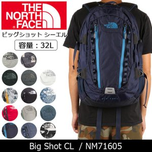 ノースフェイス THE NORTH FACE リュック ビッグショット シーエル Big Shot CL NM71605 【NF-BAG】 バックパック|snb-shop