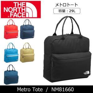 ノースフェイス THE NORTH FACE メトロトート Metro Tote NM81660 【NF-BAG】 トートバック|snb-shop
