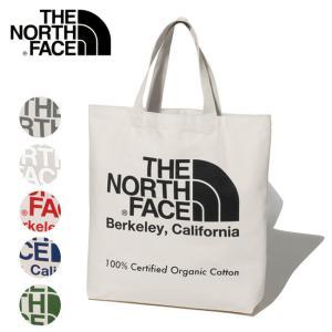 THE NORTH FACE ノースフェイス TNF Organic Cotton Tote オーガニックコットントート NM81971 【日本正規品/バッグ/手提げ/アウトドア/スポーツ】|snb-shop