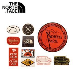 【ステッカー3000円以上購入で送料無料】ノースフェイス THE NORTH FACE ステッカー TNFプリントステッカー Tnf Print Sticker NN31710 【NF-HEAD・ACC】