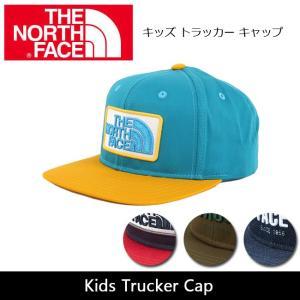 ノースフェイス THE NORTH FACE キャップ キッ...