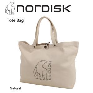ノルディスク NORDISK トートバッグ Tote Bag 143003 【カバン】トート アウトドア ショッピングバッグ マザーバッグ 通勤 通学|snb-shop