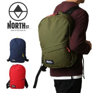 North St. Bags ノースストリートバッグス Alberta Daypack 【バックパック/バッグ/バック/ボディバッグ/アウトドア】|snb-shop