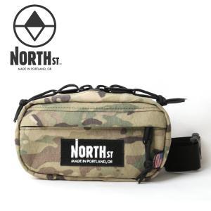North St. Bags ノースストリートバッグス Pioneer 8 VX Hippack 【ヒップバック/X-PAC/ウエストバック/ショルダーバック/アウトドア】|snb-shop