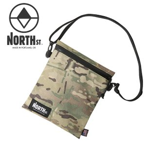 North St. Bags ノースストリートバッグス Pittock Shoulder Vx Pouch 【サコッシュ/X-PAC/ショルダー/ショルダーバッグ/バック/肩掛け】|snb-shop