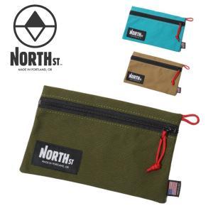 North St. Bags ノースストリートバッグス Pittock Medium Travel Pouch 【ポーチ/小物入れ/ファスナー/トラベル/アウトドア】【メール便・代引不可】|snb-shop