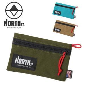 North St. Bags ノースストリートバッグス Pittock Small Travel Pouch 【ポーチ/小物入れ/ファスナー/トラベル/アウトドア】【メール便・代引不可】|snb-shop