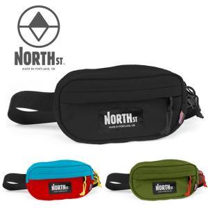 North St. Bags ノースストリートバッグス Pioneer 8 Hippack 【ヒップバック/ウエストバック/ショルダーバック/アウトドア】|snb-shop