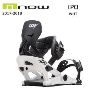 2018 NOW ナウ ビンディング IPO WHT 【ビンディング】メンズ|snb-shop