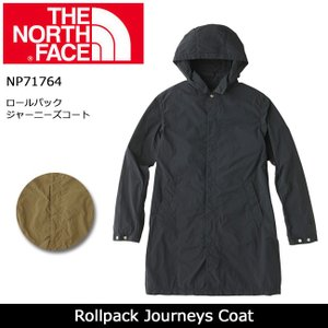 ノースフェイス THE NORTH FACE コート ロールパックジャーニーズコート Rollpac...
