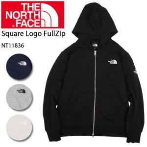 ノースフェイス THE NORTH FACE トップス スクエアロゴフルジップ Square Log...