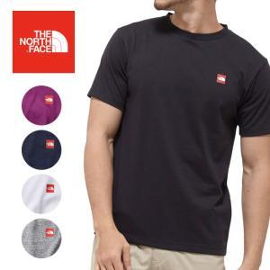 THE NORTH FACE ノースフェイス S/S Small Box Logo Tee ショートスリーブスモールボックスロゴティー(メンズ)  NT31955 【日本正規品/Tシャツ/アウトドア】 snb-shop