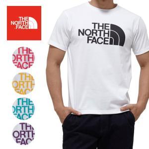 THE NORTH FACE ノースフェイス S/S Simple Logo Tee  ショートスリーブシンプルロゴティー(メンズ) NT31956 【日本正規品/Tシャツ/アウトドア】 snb-shop