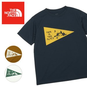THE NORTH FACE ノースフェイス This Is The Place Tee S/S ディスイズザプレイスティ NT31987 【日本正規品/Tシャツ/アウトドア】【メール便・代引不可】|snb-shop