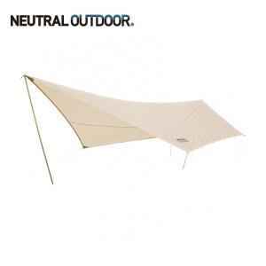 NEUTRAL OUTDOOR ニュートラルアウトドア NT-TA02 GEタープ 6.0 35352 【アウトドア/タ―プ/キャンプ】 snb-shop
