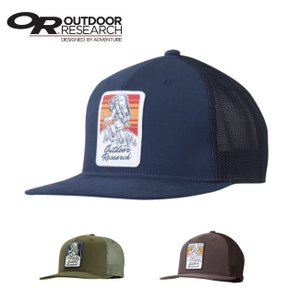 OUTDOOR RESEARCH アウトドアリサーチ キャップ スクワッチトラッカーキャップ 19841517 【帽子】メンズ アウトドア キャンプ|snb-shop
