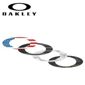 OAKLEY オークリー Flag Logo Sticker Pack Small (74) 211-006-001 【ステッカー/シール/おしゃれ/アウトドア】|snb-shop
