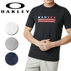 OAKLEY オークリー Oakley California Tee 457551 【日本正規品/Tシャツ/タウンユース/アウトドア】【メール便・代引不可】|snb-shop