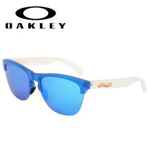 OAKLEY オークリー FROGSKINS LITE OO9374-0763 【日本正規品/サングラス/海/アウトドア/キャンプ/フェス】|snb-shop