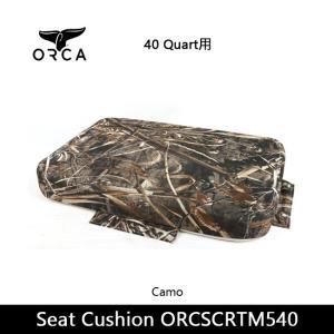 ORCA オルカ  クッションシート Seat Cushion ORCSCRTM540 【ZAKK】クーラーBOX グッズ バーベキュー アウトドア|snb-shop