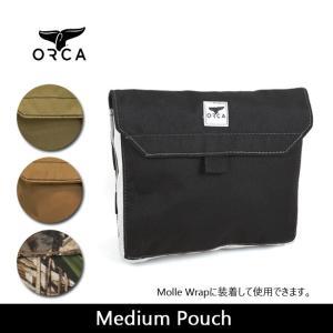 ORCA オルカ  ポーチ Medium Pouch 【ZAKK】クーラーBOX グッズ バーベキュー アウトドア|snb-shop