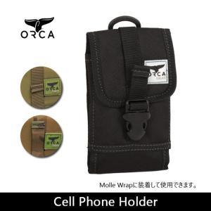 ORCA オルカ  携帯ホルダー Cell Phone Holder 【ZAKK】クーラーBOX グッズ バーベキュー アウトドア|snb-shop