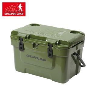 OUTDOOR MAN アウトドアマン インペリアルクーラーボックス KOCB-001G 【クーラーボックス/保冷/アウトドア/キャンプ/BBQ】 snb-shop